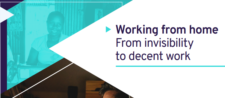 "The entire world had to adapt to teleworking. But what are the numbers?  @ilo's much awaited report on ""Working from Home"" analyzes the situation of #HomeWorkers worldwide providing numbers, a breakdown of sectors, working conditions, and much more  🌟"