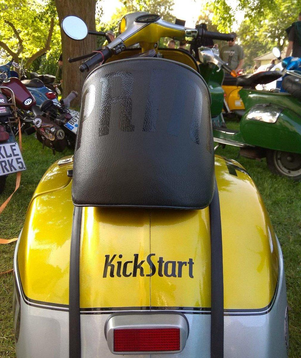 Love the colours 😍🍻   #vespa #vespasprint #scooterists #scootering #scooterboy #scooter