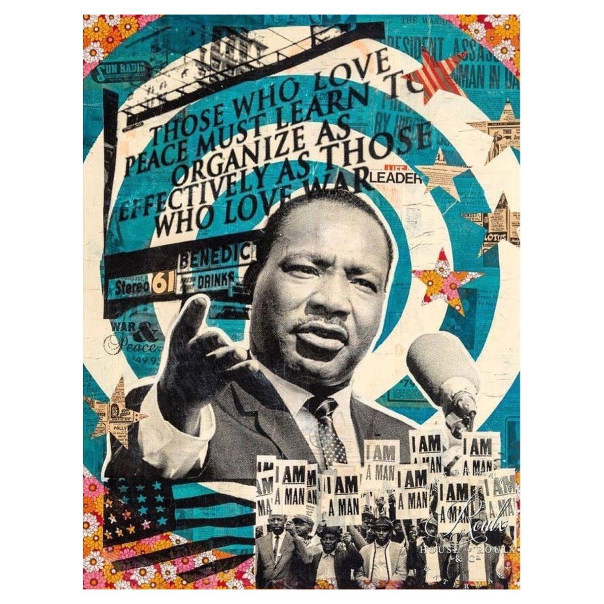 #MLK #HappyBirthdayMLK https://t.co/kKJrCp6aNm