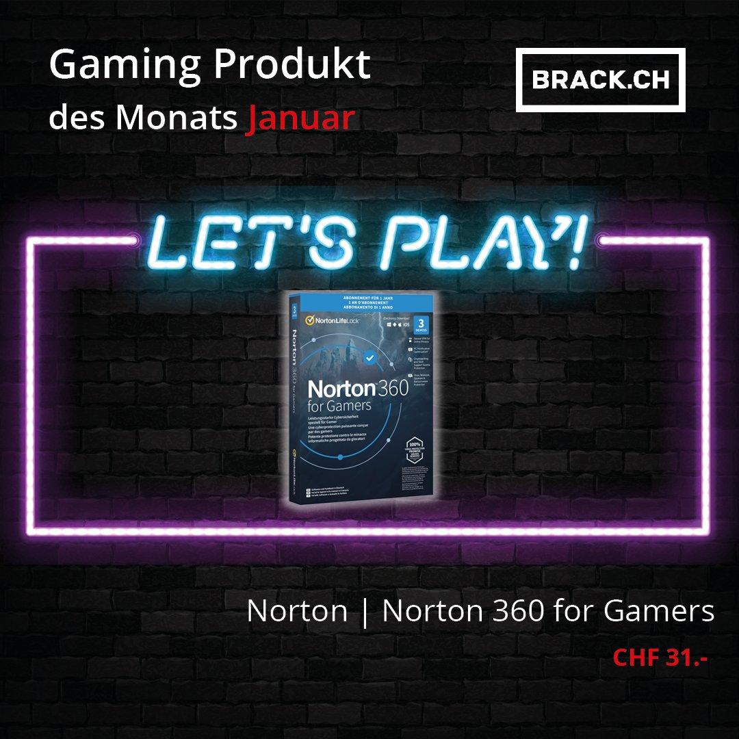 Norton 360 for Gamers – hochmoderne, mehrschichtige Sicherheit für Ihren PC, die zum Schutz vor Malware, DDoS-Angriffen, Doxxing, Swatting, Webcam-Übernahmen und weiteren Online-Bedrohungen beiträgt.  #gaming #produktdesmonats #norton  https://t.co/VDOA86e7TC https://t.co/2fexF9xhAm