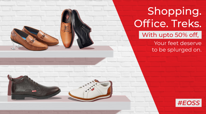 Shoes for occasions or occasions for shoes? 😉  Shop for incredible footwear that you love in our #EndOfSeasonSale and get FREE SHIPPING on all orders*! Get shopping:  . *T&C Apply.  #ExclusivelyLeeCooper #EOSS