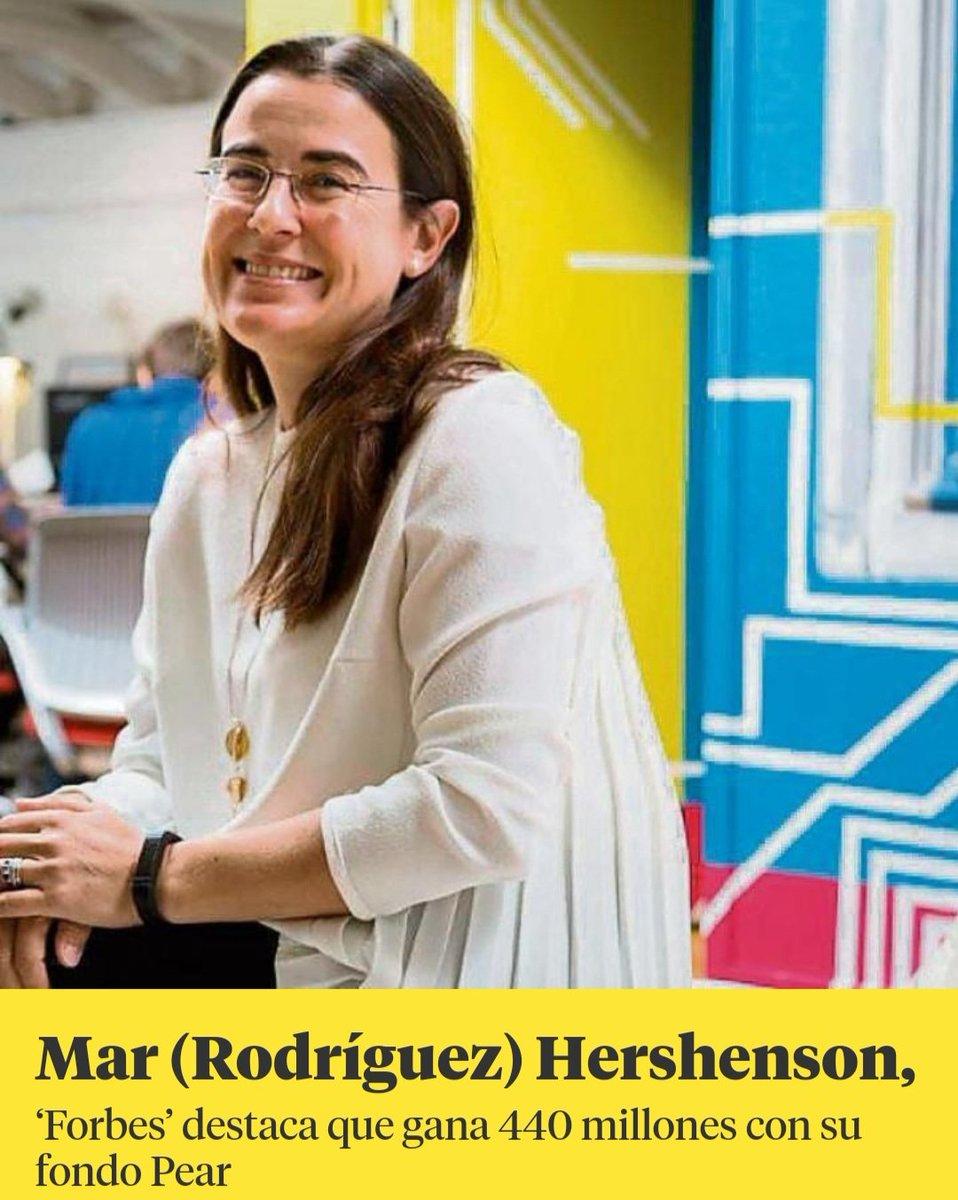 #Dona i #catalana, Mar Rodríguez és un dels referents que necessiten les #dones emprenedores de #Catalunya. @LaVanguardia @jcanadellb @agenersurrell