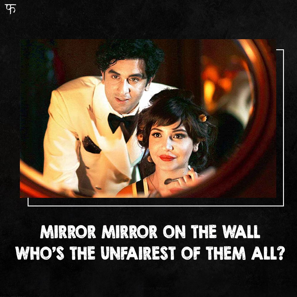 In the world of greed and ambition, unfairness is the norm! #BombayVelvet #RanbirKapoor @AnushkaSharma