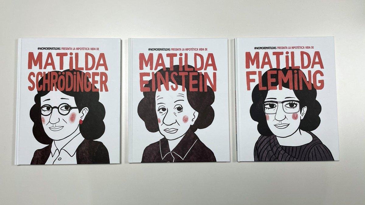 Us imagineu què hagués passat si Einstein fos una #dona? Segurament avui no sabríem qui és  Einstein ni els seus invents que van canviar el món  👉🏾 Aquest fenomen es coneix com a Efecte #Matilda en honor a Matilda Joslyn Gage, la primera activista a denunciar-ho  #NoMoreMatildas