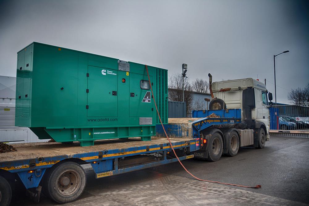 #Cummins #DieselGenerator & Western Global fuel tank delivered to a #DataCenter   #DieselGenerators #Generators #Friyay #Fridayfeeling #FelizFinde #FridayMotivation #FridayThoughts #FridayVibes #HayırlıCumalar #金スマ #AskMewSuppasit #WandaVision #Mステ #エヴァ序