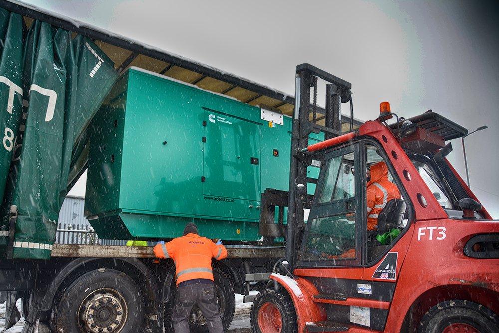 #Cummins C550D5 #DieselGenerator & Western Global fuel tank delivered to a #Edinburgh  #Friyay #Fridayfeeling #FelizFinde #FridayMotivation #FridayThoughts #FridayVibes #HayırlıCumalar #金スマ #AskMewSuppasit #WandaVision #Mステ #エヴァ序