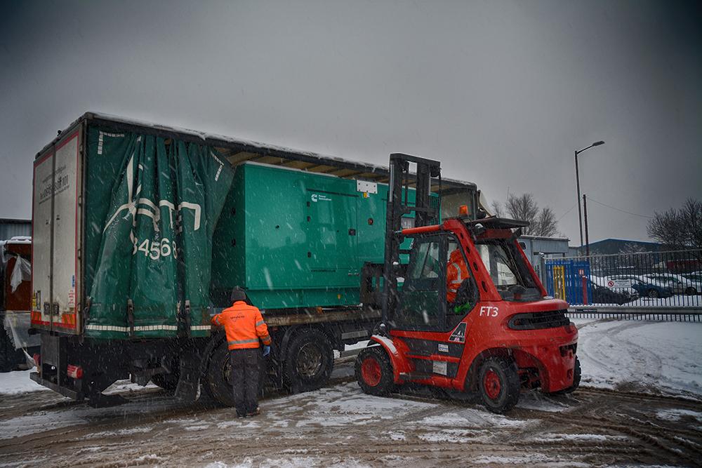 #Cummins C550D5 #DieselGenerator & Western Global fuel tank delivered to a #Edinburgh #Scotland  #Friyay #Fridayfeeling #FelizFinde #FridayMotivation #FridayThoughts #FridayVibes #HayırlıCumalar #金スマ #AskMewSuppasit #WandaVision #Mステ #エヴァ序