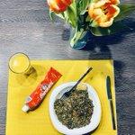 Image for the Tweet beginning: #foodp0rn 🥬 Superfood.