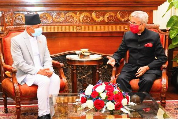 India and Nepal review all aspects of cooperation between two countries