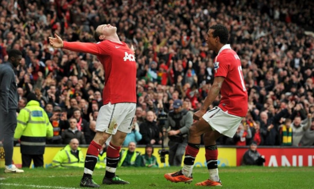 Ultimate Professional, Brilliant Player. Manchester United and Football Legend.  Thanks for all the great memories, Happy retirement Wazza.