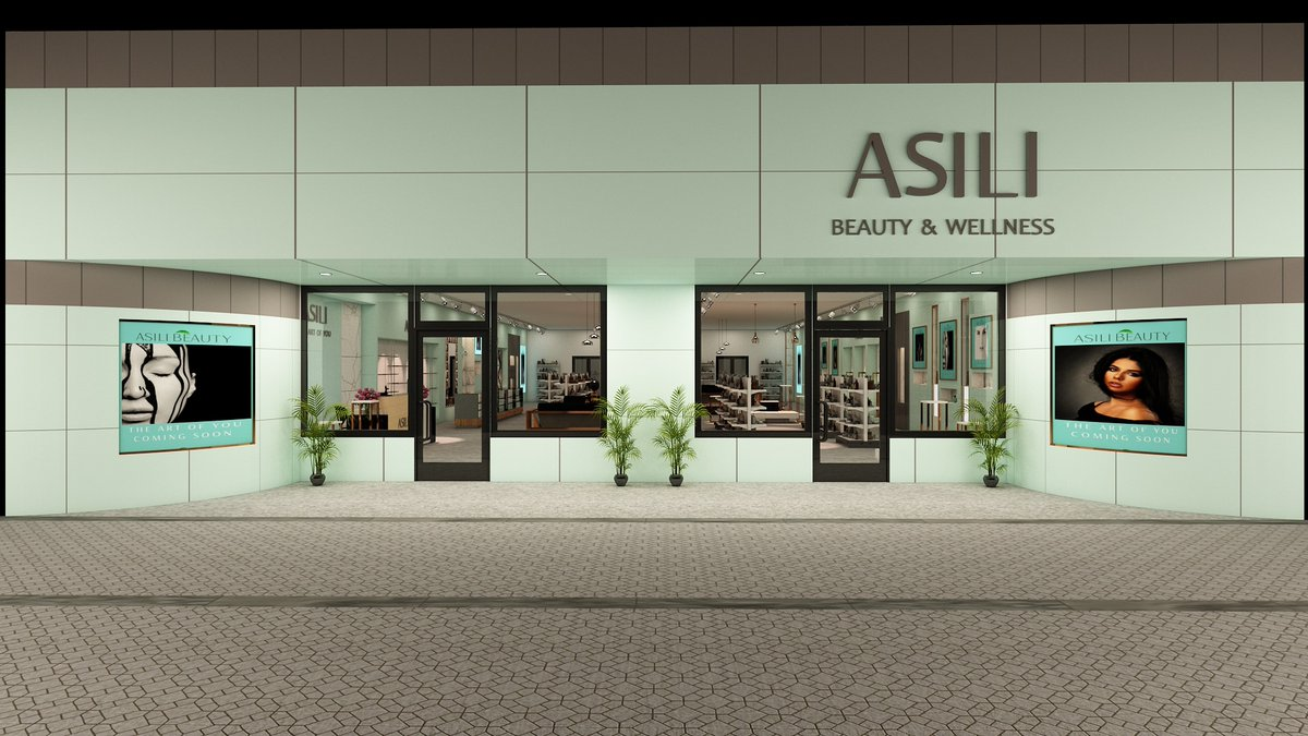 We're super excited to introduce our newest client. @AsiliBeauty  is the shopping experience you've been waiting for.   #beauty #wellness #businessowner #naturalhair #selfcare #selflove #cosmetics #glam #comingsoon #beautyandwellness #beautysupply #beautyproducts