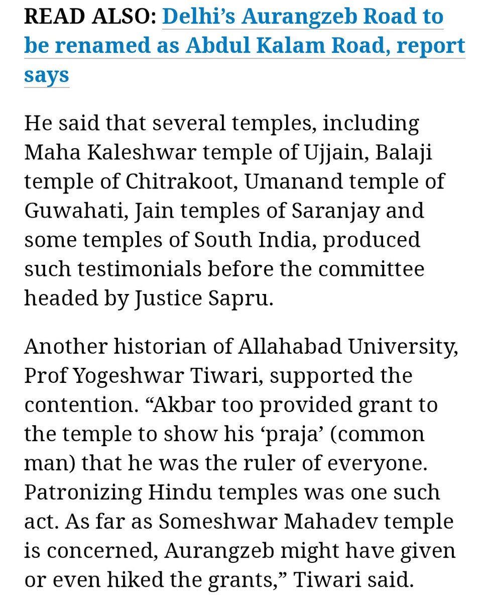 #AurangzebWhitewashed #Aurangzeb was a good guy but rss need a villain to reach on political ladder and innocent people as fool.