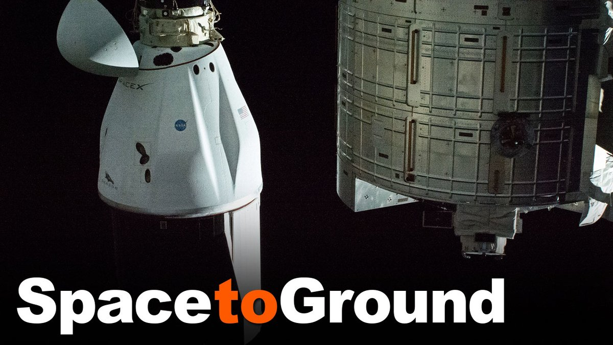 This week SpaceX's Cargo Dragon spacecraft splashed down off the coast of Florida loaded with science experiments. #SpaceToGround