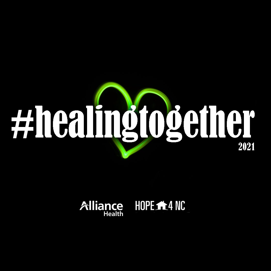 This week we introduced our #healingtogether campaign. Many NC  #blackownedbusinesses will be featured throughout this month and February. They encourage you to reach out for help if you've been affected by COVID-19.  . . There are free resources available, thanks to #Hope4NC !