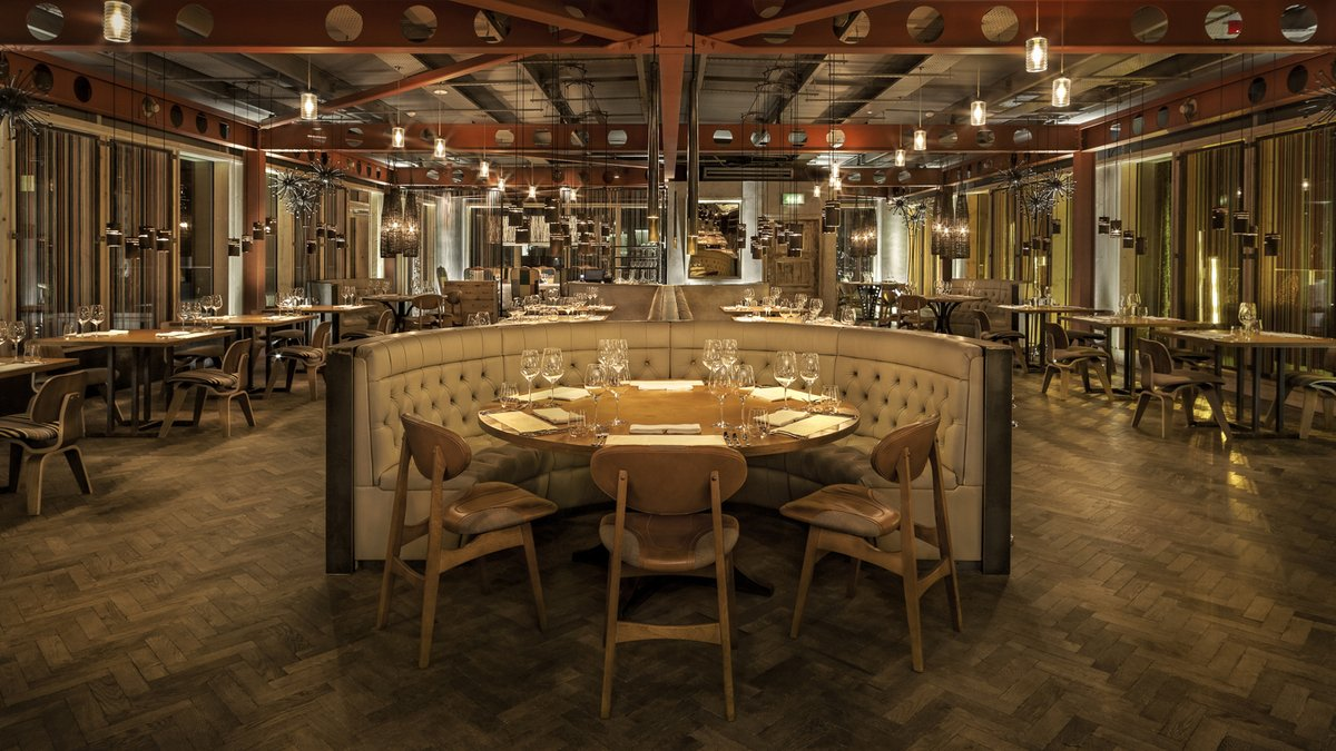 Friday's maybe a 'little' different at the moment. We're reminiscing to when we assisted fitting out these amazing venues in #Manchester 🥂🍽 Hope everyone is keeping safe so we can help get the hospitality business back up & running 🙏🏼 #fbf #manchesterhouse #thealchemist