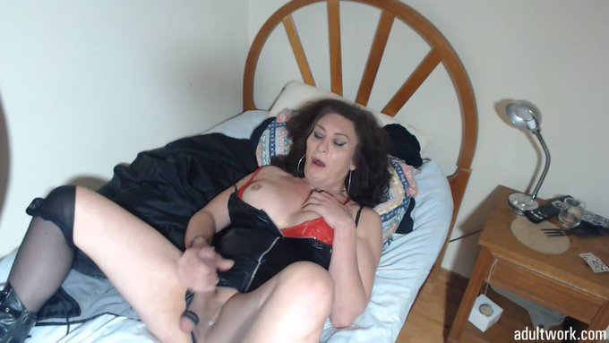 Another movie clip sold via #Adultwork.com! https://t.co/gOi3hh2rri Old tranny cumster spunkinh shims
