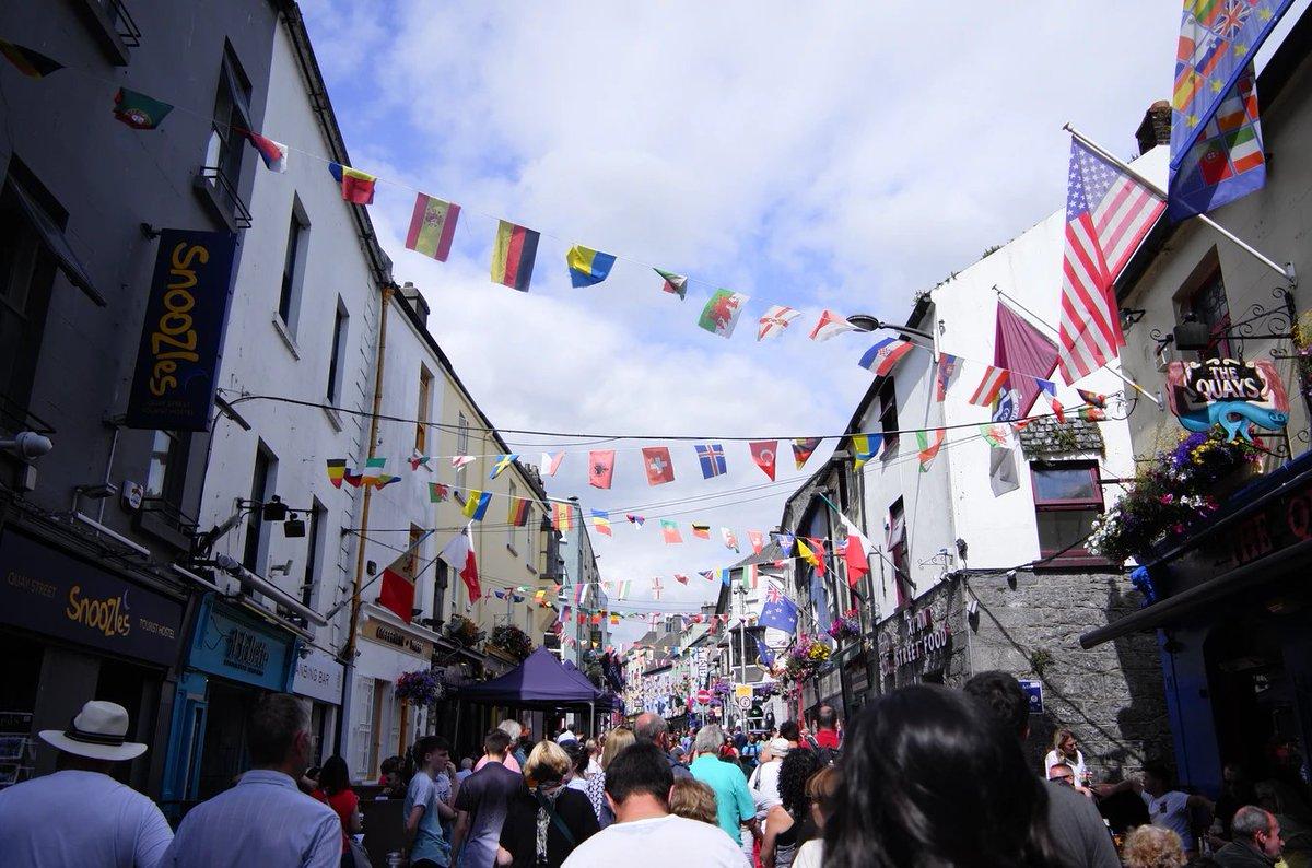 💜🇮🇪 Galway 🇮🇪💜  #Galway #Ireland #Travel #Explore #Adventure #Celebration #Party #HenDo