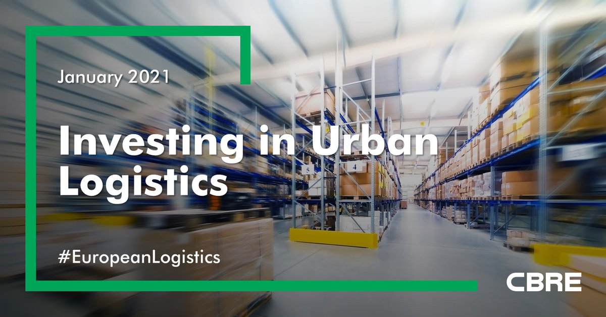 """#Ecommerce growth and faster delivery times are driving new #occupier requirements in the """"last mile"""" of the #supplychain. In this blog piece, Mark Cartlich takes a look at how investors are responding to this trend. Learn more: https://t.co/VNbcfrV5cj #EuropeanLogistics https://t.co/nuCpMungAA"""
