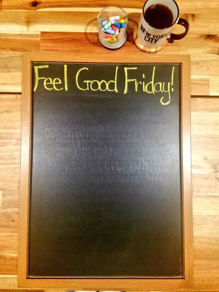 Happy Friday, Everyone!  What's making your own Feel Good Friday list today?  #feelgoodfriday #feelgoodfridaylist #practicegratitude #grateful #FridayThoughts