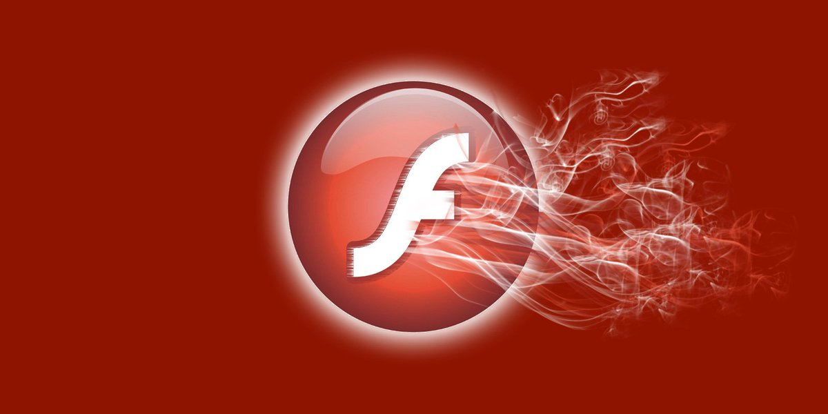It's finally over! Time to uninstall Adobe Flash Player https://t.co/RWgmv6Gs8t #cybersecurity #threatintelligence #cybernews https://t.co/S6HJpL5pvE