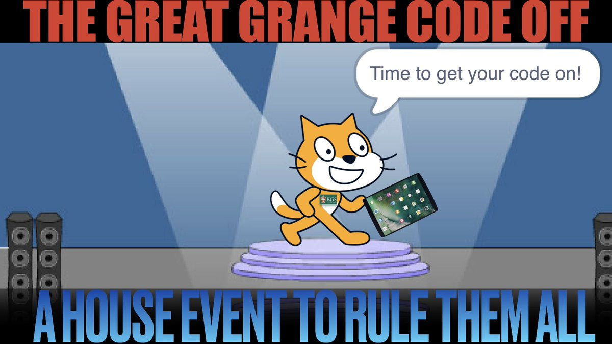 Great to launch another 'House' Competition for our pupils... Introducing 'The Great Grange Code Off'' A coding challenge like no other! #worcesterisgreen #coding #everyonecancode