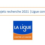 Image for the Tweet beginning: #Appelsàprojets La @laliguecancer lance 7 appels
