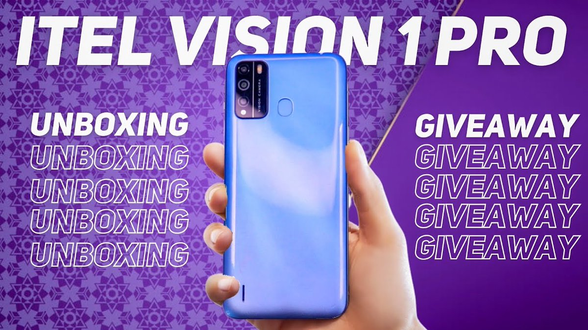 Let's start the year with a bang!  #WIN 12 @itel_India smartphones in this massive #Giveaway by @TheUnbiasedBlog  100 RT = 1 Smartphone 1200 RTs = 12 Smartphones  For more details watch this video-   #TeamNikhilChawla #TeamUnbiasedBlog #VisionHaiLifeSahiHai