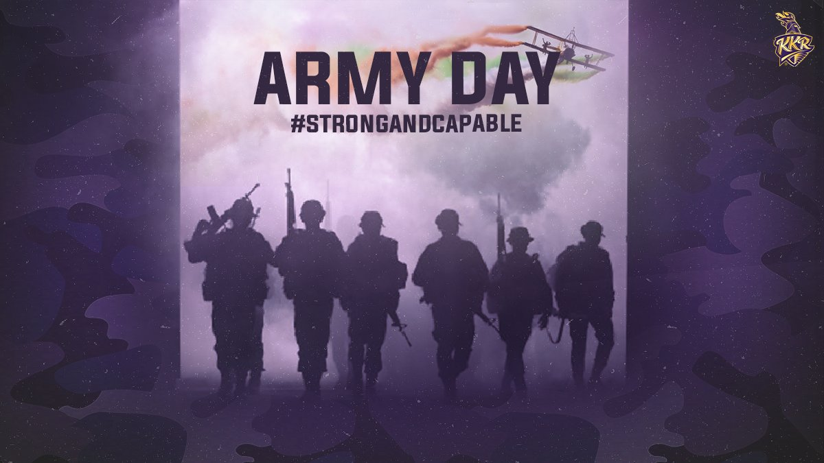 Your existence is our existence!  On the 73rd #ArmyDay, we salute the spirit, valour, and sacrifice of our brave hearts from the 🇮🇳 Army.   #StrongAndCapable #IndianArmy