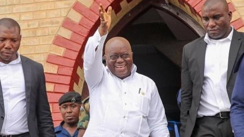 We won 2020 elections overwhelmingly - Akufo-Addo