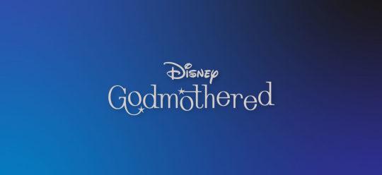 Disney Godmothered Title Treatment by hoodzpah design https://t.co/rCuF75S0xb https://t.co/leXDNggx3U