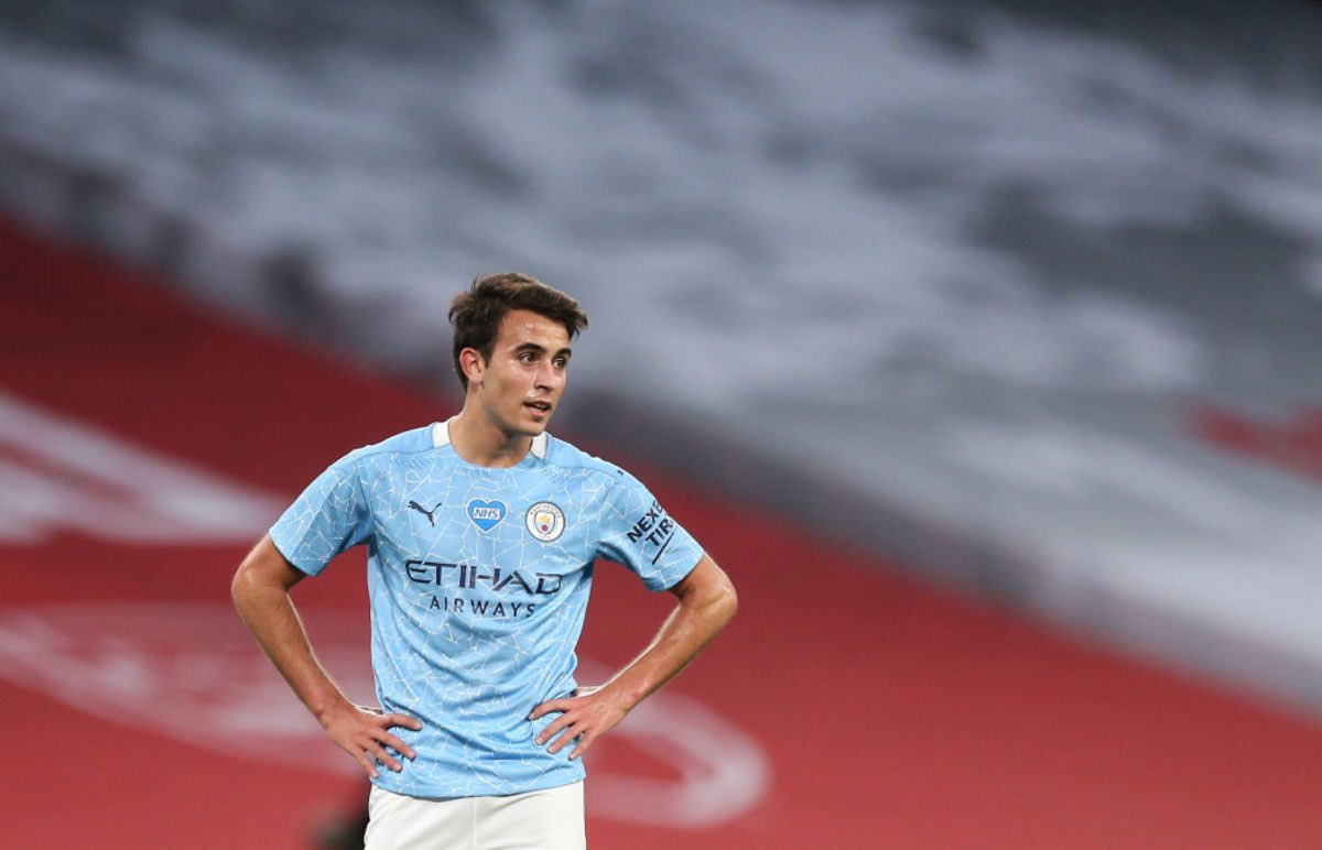 BREAKING: Manchester City defender, Eric Garcia is a step away from joining Catalan giants, Barcelona, on a five-year deal. Barca are hopeful a move can happen in January. #MCFC #ManCity #Barcelona