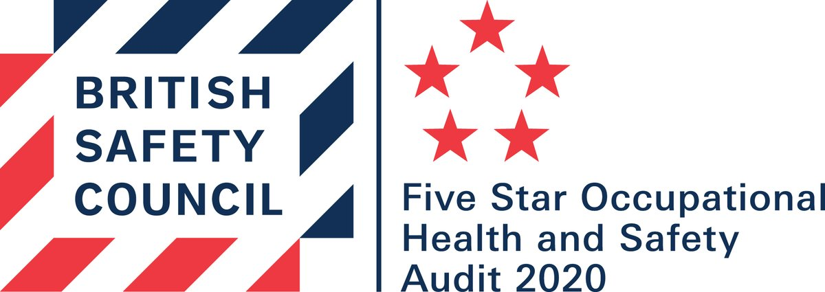 We're delighted to have achieved a five-star grading in the British Safety Council's Occupational Health and Safety Audit for the fifth year running.    @BritSafe #fiveyearsoffivestars #FirstPortUK