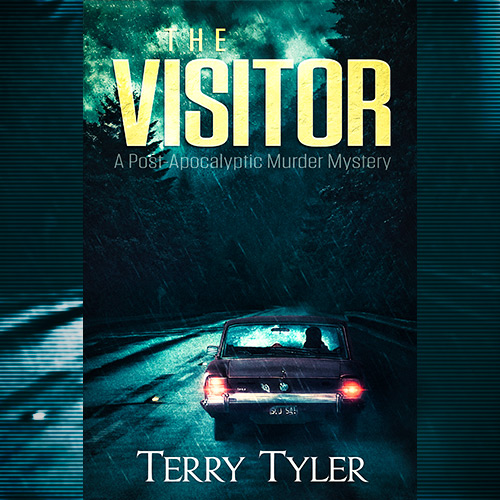 Jack thought a cosy, isolated Norfolk village would be the perfect place to sit out a pandemic.  Wrong....  ~ T H E   V I S I T O R ~ 💐  #PostApocalyptic #MurderMystery  🔍🔪🩸  FREE on #KindleUnlimited   'An absolute winner'