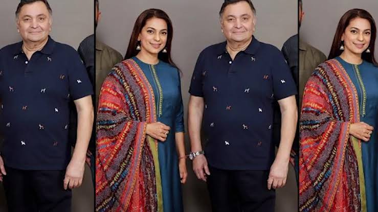 PARESH RAWAL TO COMPLETE RISHI KAPOOR'S PORTIONS... Since the shoot of #RishiKapoor's last film #SharmajiNamkeen is pending, #PareshRawal has agreed to complete the remainder of the film *in the same role*...