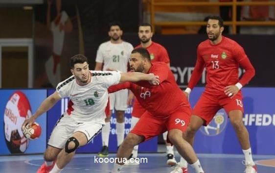 منتخب الجزائر يقلب الطاولة على منتخب المغرب في  مونديال اليد Handball World Cup https://t.co/E4ADiw8qNZ https://t.co/LiQ0eOGhTS