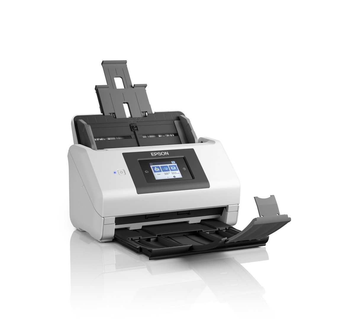 The secure and intelligent #Epson #Workforce #DS-780N is a compact network scanner that speeds up workflows by enabling users to rapidly scan and share documents over a network. Click the link to find out more!