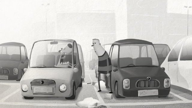 A simple shopping trip goes horribly wrong in The Carpark, a brilliant animation from @birdboxstudio which won the #LIFF28 short film audience award. #FreeFilmFriday🐶youtube.com/watch?v=iTWuZa…