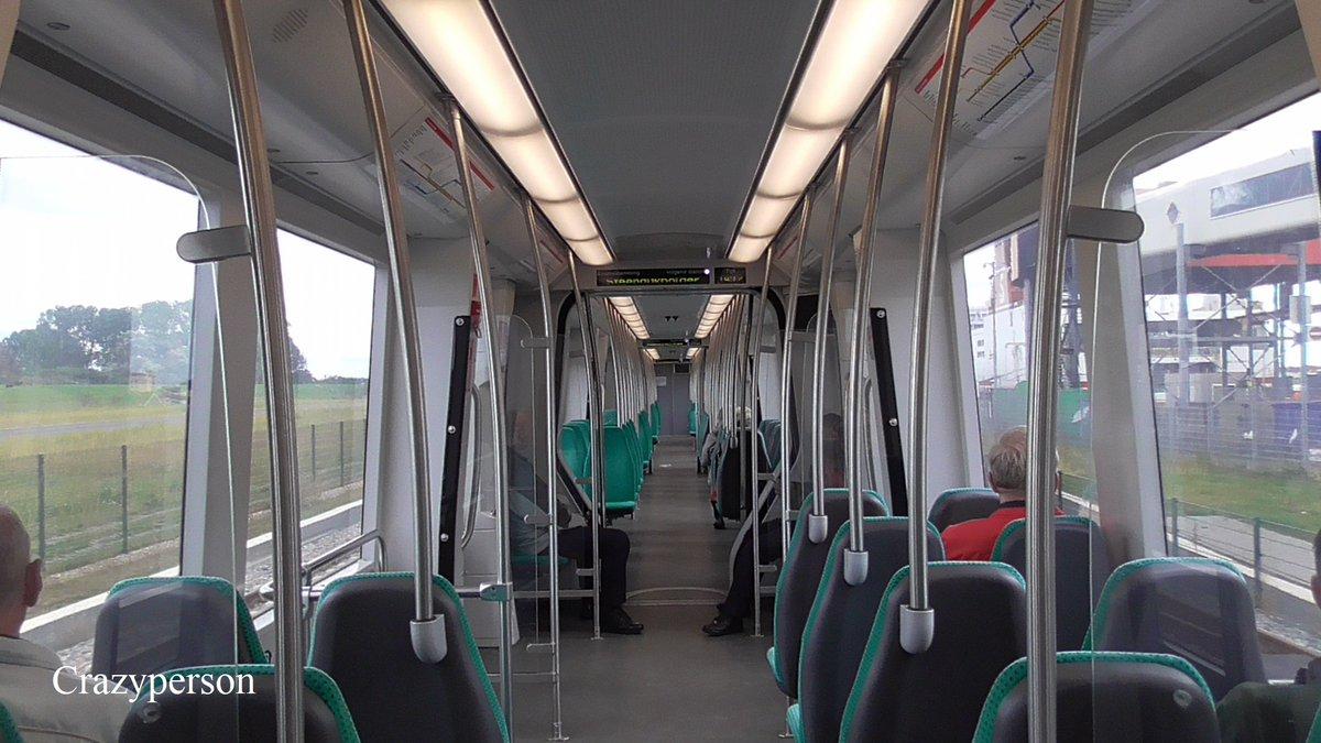 test Twitter Media - Interieur Metrorit Hoek van Holland Haven - Steendijkpolder  (Twitter zette er geen plaatje bij) #HoekseLijn #Metro #HoekVanHolland #Maassluis   https://t.co/asr8SiDQlz https://t.co/xy6HXQ49aH