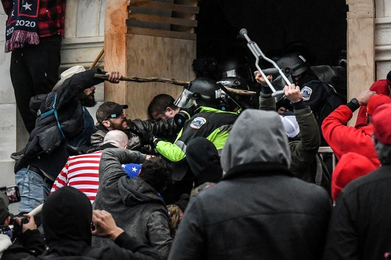 This is Trump's legacy:  U.S. prosecutors say Capitol rioters meant to 'capture and assassinate' officials - court filing