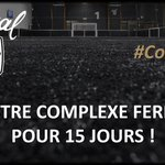 Image for the Tweet beginning: #Covid_19   🚨 Votre complexe sera
