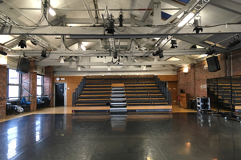 #leeds #Yorkshire are you in need of a large fully equipped studio #dance #music #film @YorkshireDance  has availability. #SocialDistancing possible . #Space #creative