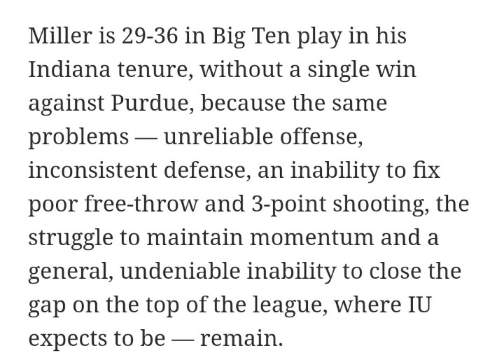 This paragraph from @zachosterman sums it up.  This era of #IUBB is coming to an end.