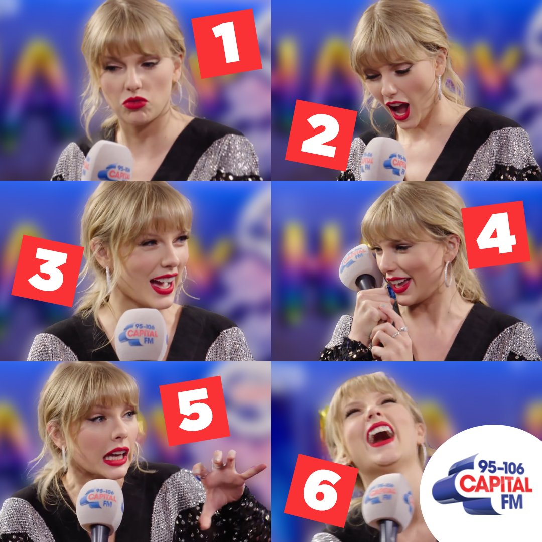 What @taylorswift13 are you today? 💖