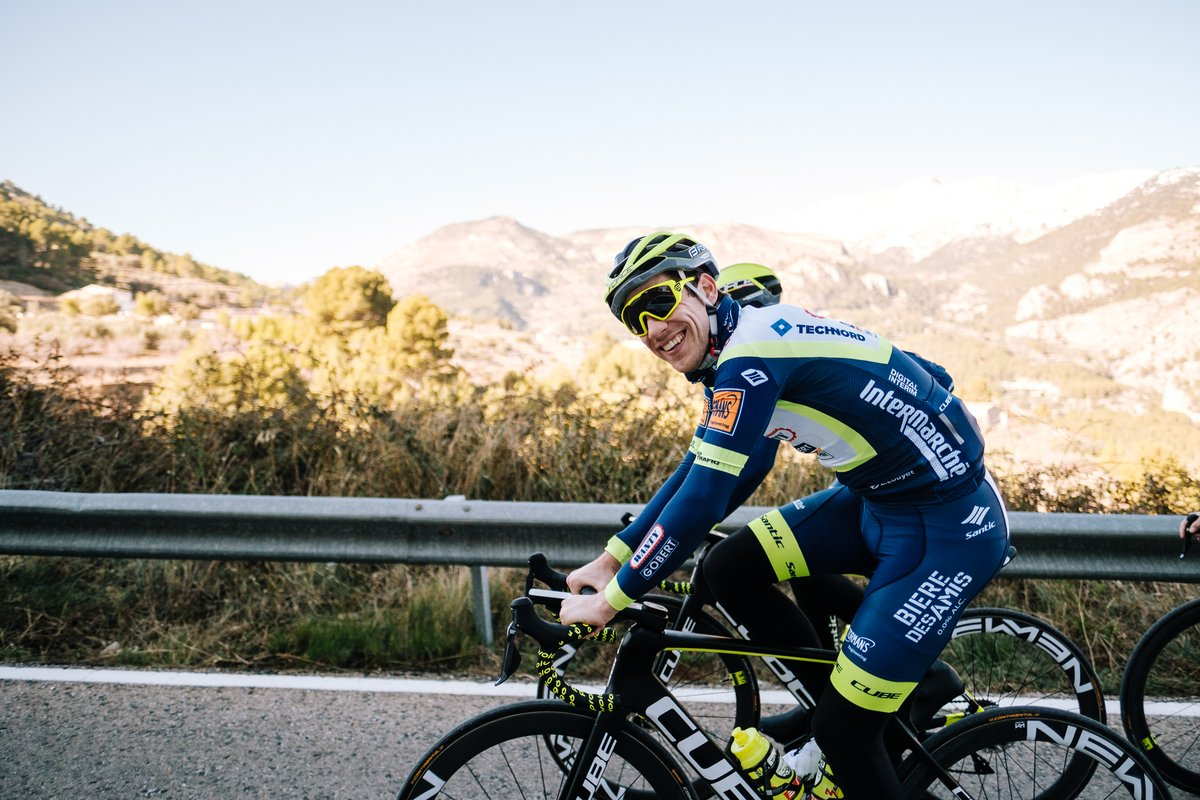 First training block finished in Spain 🌞  Intervals for our climbers and sprint training for our sprint trains were on the menu during our first 3 days  📷 @cyclingmedia_ag #IWG https://t.co/SSin2C7jdE