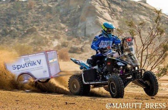 Victorias de Manuel Andújar en Quads y Kevin Benavides en Moto en el Rally Dakar.   Partió rumbo a Moscú la misión argentina que traerá la segunda dosis de la vacuna Sputnik V. #Dakar2021 #BuenViernes