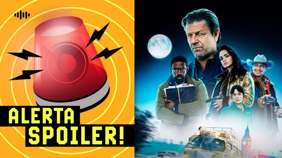 🚨Podcast #AlertaSpoiler no ar!  @SuperCaruso e Jaiê Saavedra bateram um papo sobre utopias e distopias! Episódio perfeito para fãs de séries e filmes como Star Trek, Mad Max, Uma Odisseia no Espaço, Blade Runner e muito mais!   🎧 Escute agora 👉