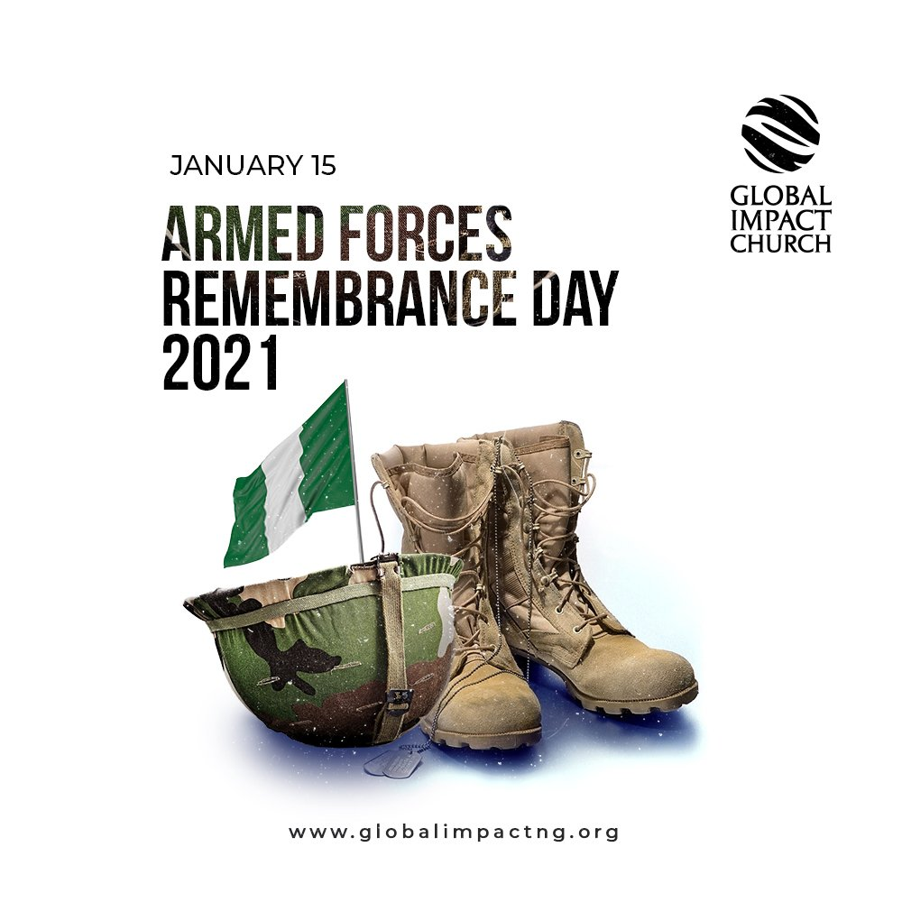 TRIBUTE TO OUR FALLEN HEROES  On this day, we recognize our fallen heroes,  men and women of the Armed Forces who have paid the ultimate price to protect our nations peace, security and stability.  #VeteransDay #ArmedForcesRemembranceDay2021