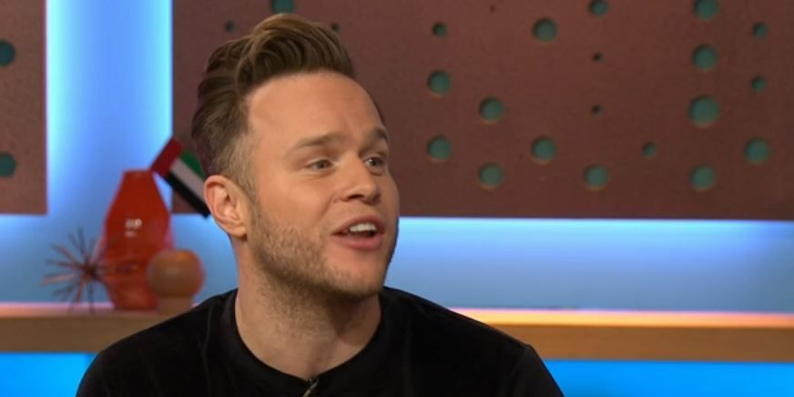 The Voice UK's Olly Murs hangs up on phone after being asked about Masked Singer UK speculation    #TheMaskedSinger | #TheVoice