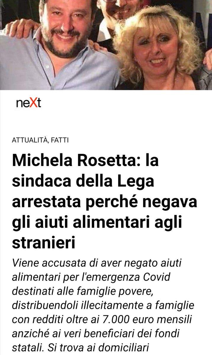 #MichelaRosetta