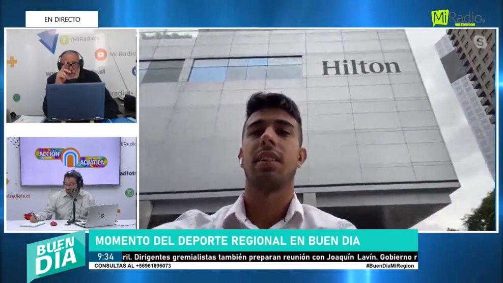⚽️Estamos en las afueras del hotel de concentración de Coquimbo Unido junto a @Facusanches Sigue todos los detalles previo al partido del equipo pirata contra Defensa y Justicia en #MiRadio  #PiratasXMiRadio https://t.co/V7VnagpLcV